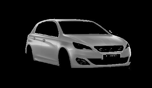 Цвета кузова 308 GT